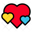 Love Heart Romantic Icon