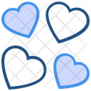 Heart Valentines Day Romance Icon