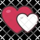 Hearts Hearts Love Icon
