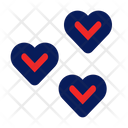Loves Heart Arrow Icon