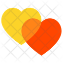 Hearts Love Marriage Icon