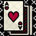 Hearts Card Hearts Poker Card Icon
