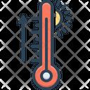 Heat Caloric Temperature Icon
