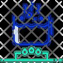 Heat Energy Icon