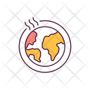 Earth Global Planet Icon