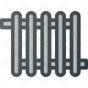 Heater Hot Pipe Icon