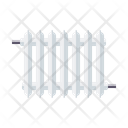 Heater Fixture Heating Icon