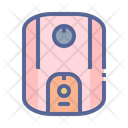 Water Appliance Hot Icon