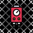Meter Measure Gas Icon