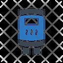 Hot Water Geyser Icon