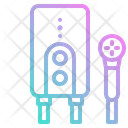 Shower Water Heater Icon