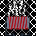 Energy Heat Appliance Icon