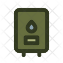 Heater Boiler Hot Water Icon
