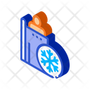 Heating Point Icon