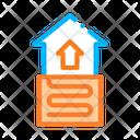 House Room Floor Icon