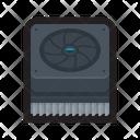 Heatsink Fan Cpu Icon