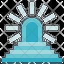 Funeral Heaven Paradise Icon