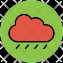 Heavy Rain Raining Icon