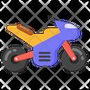 Heavy Bike Icon