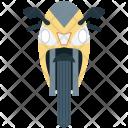 Heavy Bike Sports Icon
