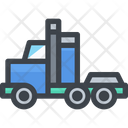 Heavy Duty Truck Truck Transport Icon