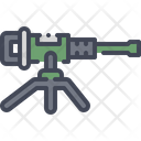 Heavy Machine Gun Machine Gun Icon