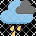 Heavy Rain Forecast Icon