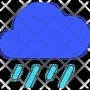 Heavy Rain Weather Cloud Icon