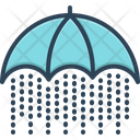 Constant Rain Heavy Rain Icon