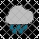 Heavy Rainy Icon