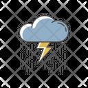 Heavy Showers Icon