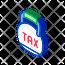 Heavy Tax Icon