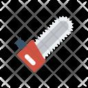 Hecksaw Chainsaw Blade Icon