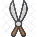 Hedge Trimmer Scissors Icon