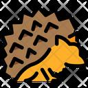 Hedgehog Animal Wild Animal Icon