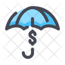 Hedging Finance Safe Icon