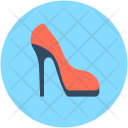 Heel Shoes Sandals Icon