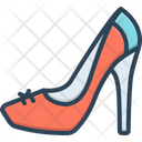 Heel Accessory Graceful Icon
