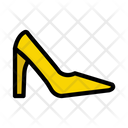 Heel Sandal Stiletto Icon