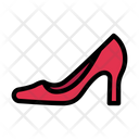 Heel Sandal Footwear Icon