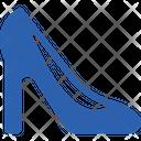Heel Sandel High Icon
