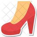 Heel Shoes Icon