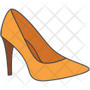 Ladies Shoes Heels Female Shoes Icon