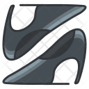 Heels Shoes Icon