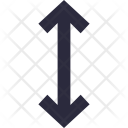 Height Size Arrows Icon
