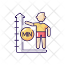 Height Limit Water Icon