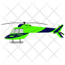 Fly Helicopter Icon