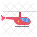 Helicopter Transport Machine Icon