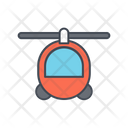 Helicopter Icon