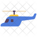Helicopter Fly Transport Icon